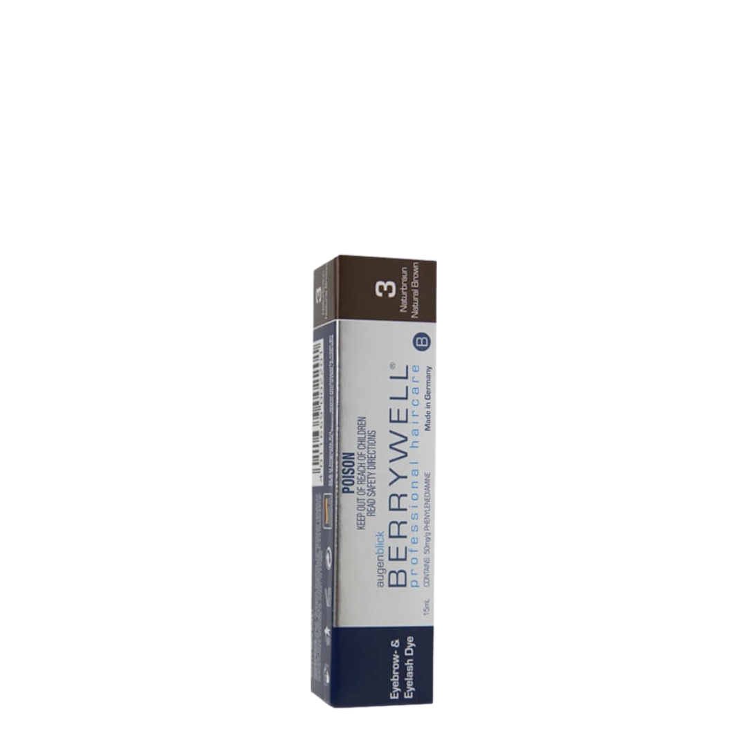 Berrywell Eyelash Tint 15ml - Brown 3