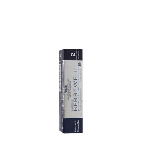 Berrywell Eyelash Tint 15ml - Blue Black 2
