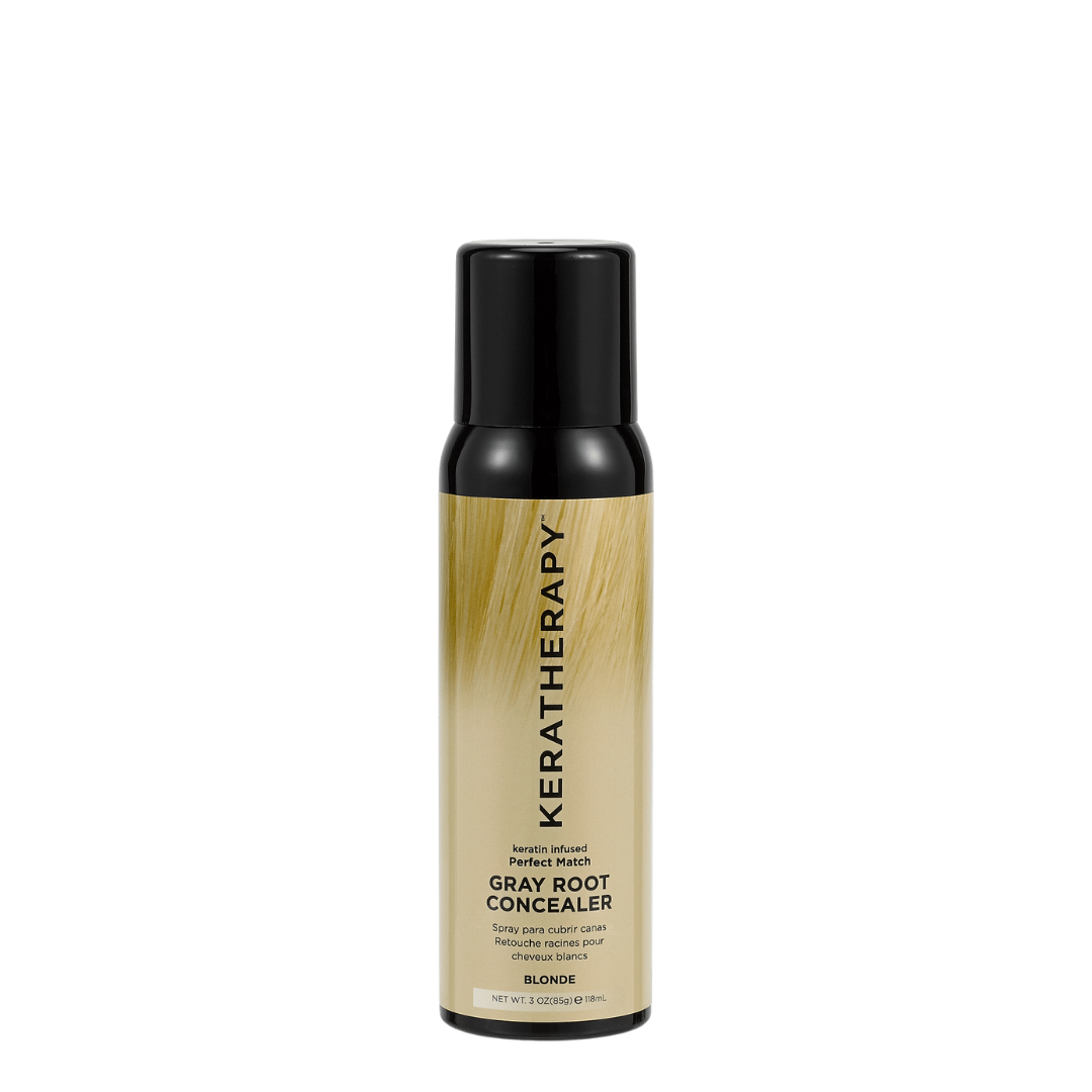 Keratherapy Gray Root Concealer - Blonde 118ml