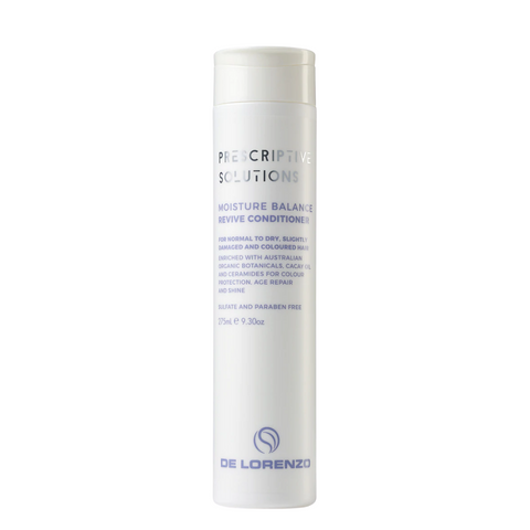 De Lorenzo Prescriptive Solutions Moisture Balance Revive Conditioner 275ml