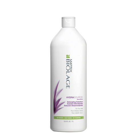 Biolage Hydrasource Detangling Solution 1 Litre