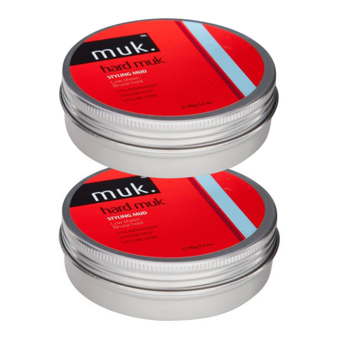 Muk Hard Muk Styling Mud 2 x 95g