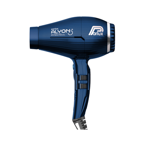 Parlux Alyon Air Ionizer Tech Hair Dryer Midnight Blue NEW