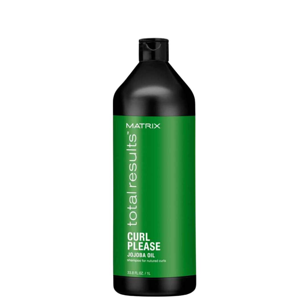 Total Results Curl Please Shampoo 1 Litre