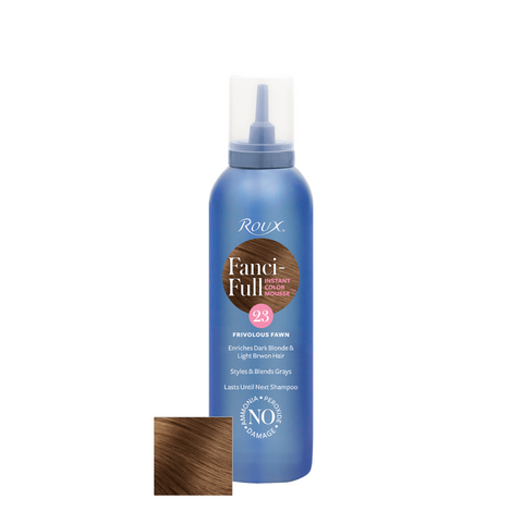 Roux Fanci-Full Mousse 23 Frivolous Fawn 170g