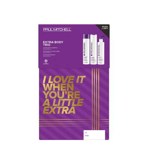 Paul Mitchell Extra-Body Trio Pack