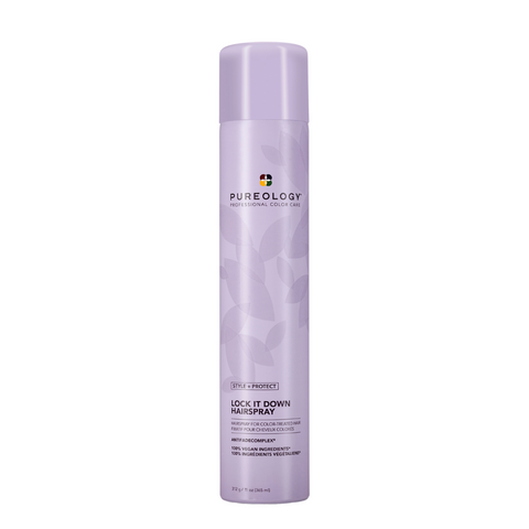 Pureology Style + Protect Lock it Down Hairspray 312g