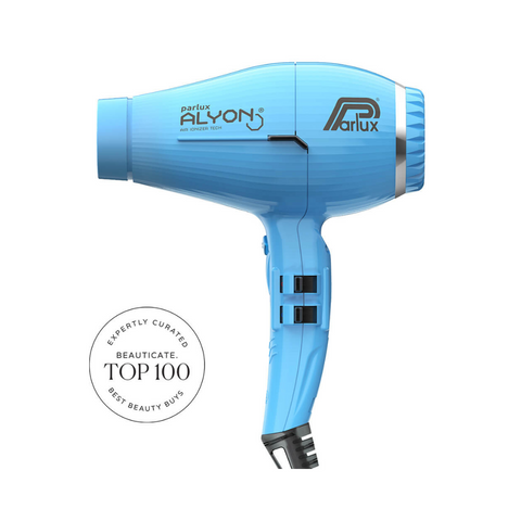 Parlux Alyon Air Ionizer Tech Hair Dryer Turquoise