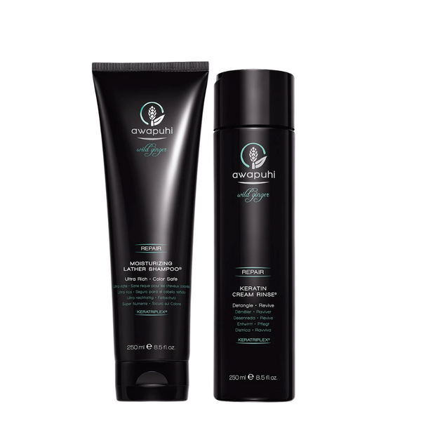 Awapuhi Wild Ginger Repair 250ml Duo Pack