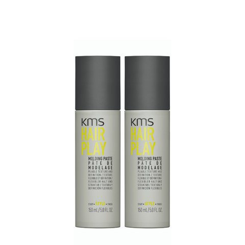 KMS Hair Play Molding Paste 150ml x 2