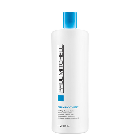 Paul Mitchell Shampoo Three 1 Litre
