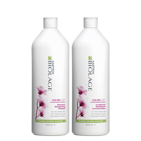 Biolage ColorLast Shampoo & Conditioner 1 Litre Duo