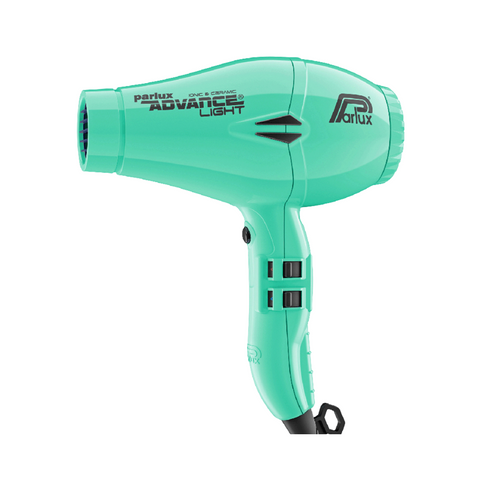 Parlux Advance Light Ceramic & Ionic Hair Dryer Aqua