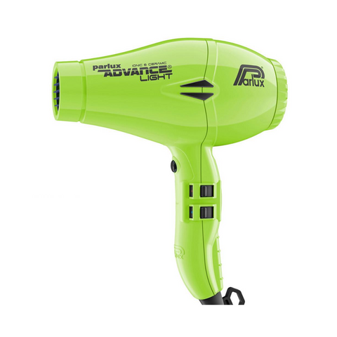 Parlux Advance Light Ceramic & Ionic Hair Dryer Green