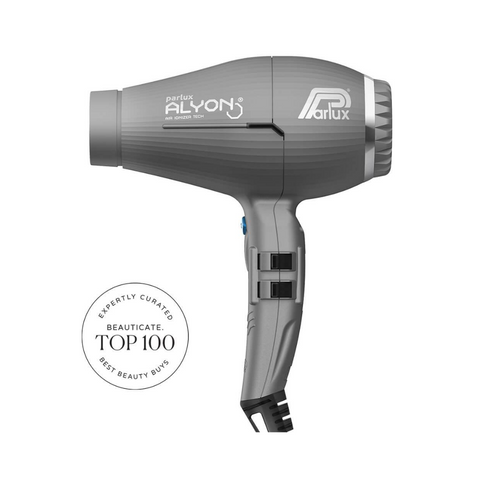 Parlux Alyon Air Ionizer Tech Hair Dryer Graphite