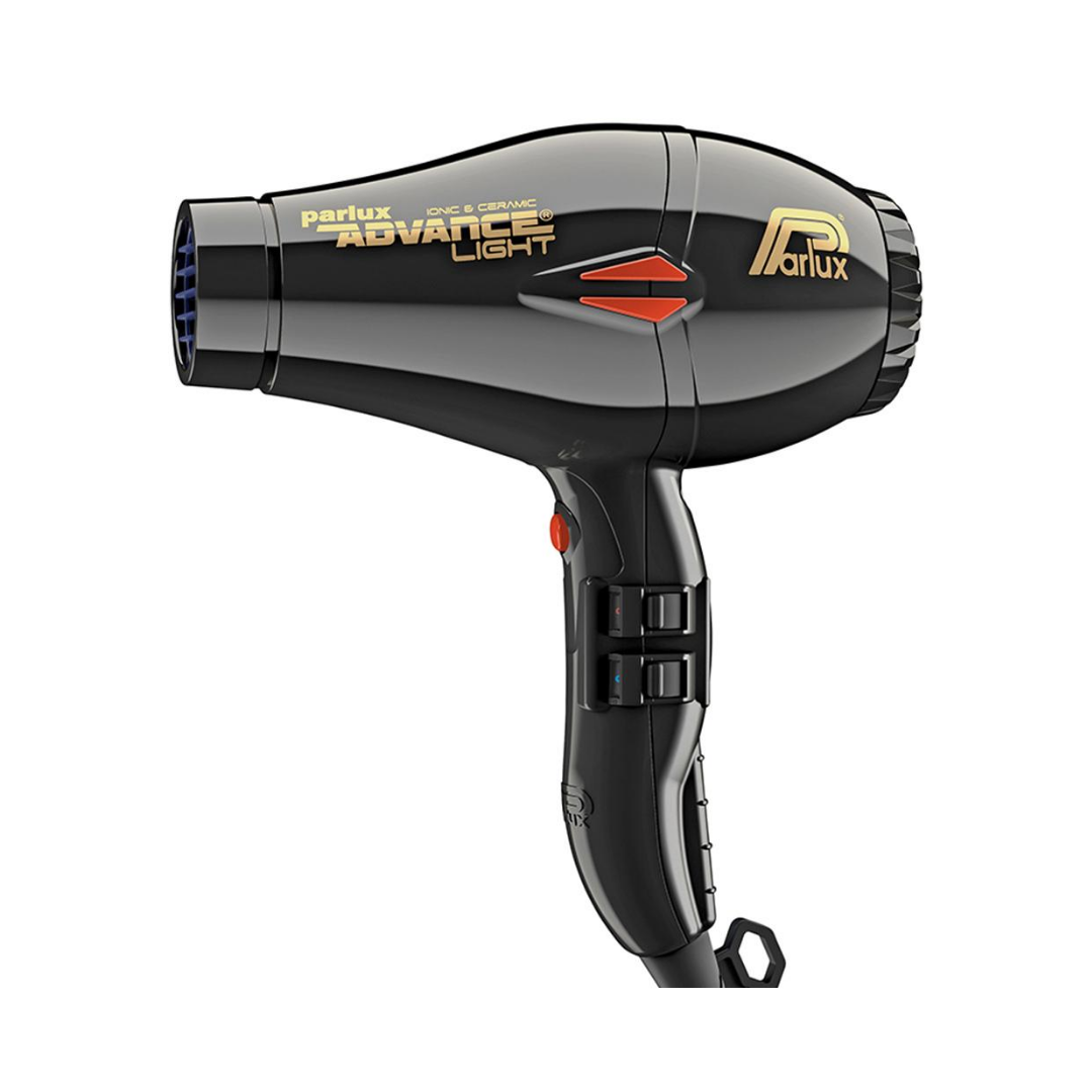 Parlux Advance Light Ceramic & Ionic Hair Dryer Black