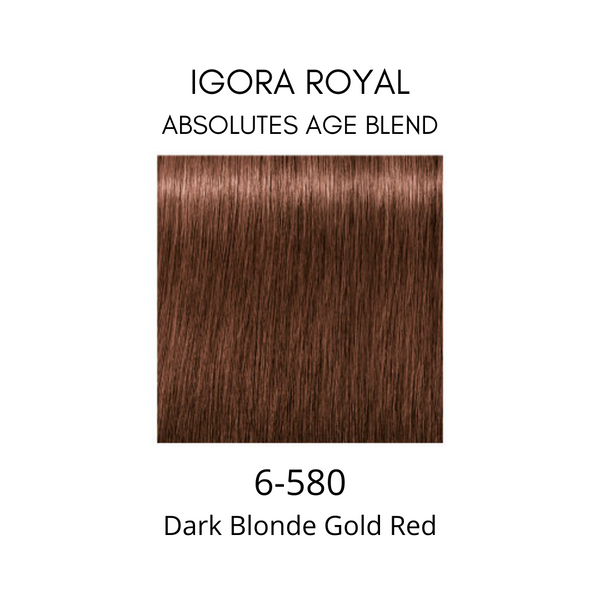 Igora Royal Permanent Color Creme 60ml - Absolutes Age Blend