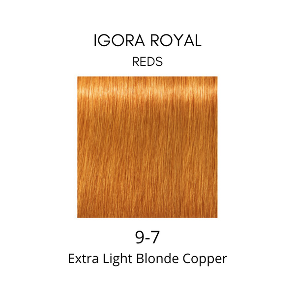 Igora Royal Permanent Color Creme 60ml - Core Range