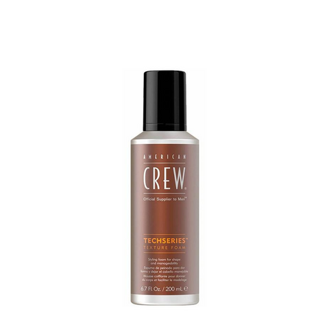 American Crew Tech Series Texture Foam 200ml