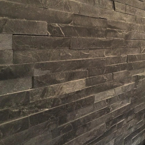 Black/Grey Slate I 550 x 150mm | Bluesky Stone