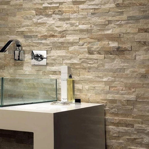 Cream Quartz I 600 x 150mm | Bluesky Stone