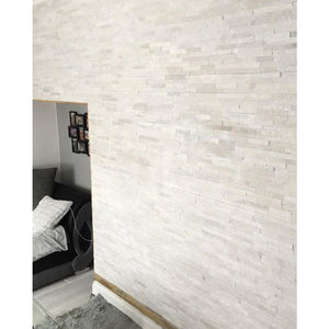 Bundle | White Quartz | 360 x 100mm | Bluesky Stone