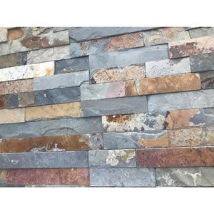 Rusty Multicolor Slate I 550 x 150mm