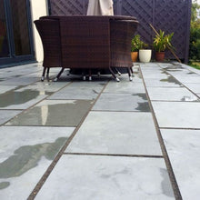 Load image into Gallery viewer, Grey Slate Paving Patio Slabs | 600 x 400 | As low as £24.00/m2 | Bluesky Stone
