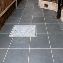 Load image into Gallery viewer, Grey Slate Paving Patio Slabs | 900 x 600 | As low as £28.00/m2 | Bluesky Stone