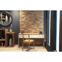 Load image into Gallery viewer, Wood Teak Cladding | Split Face | Diverse Model | As Low as £35.75/M² | Bluesky Stone