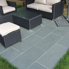 Load image into Gallery viewer, Grey Slate Paving Tiles 80 x 40 cm £20.00/m² | Bluesky Stone