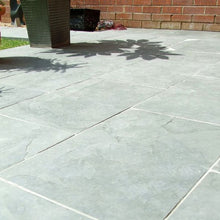 Load image into Gallery viewer, Grey Slate Paving Tiles 60 x 40 cm £18.00/m² | Bluesky Stone