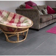 Load image into Gallery viewer, Grey Slate Floor Tiles - 80 x 40 cm | Bluesky Stone