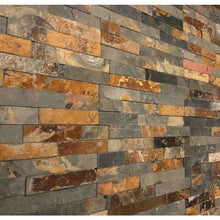Load image into Gallery viewer, Bundle | Rusty Multi Colour | 360 x 100mm | Bluesky Stone