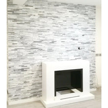 Load image into Gallery viewer, Bundle | White & Grey Mixed Quartz | 360 x 100mm | Bluesky Stone