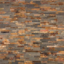 Load image into Gallery viewer, Stone Wall Cladding - Rusty Multi Colour| 360 X 100mm