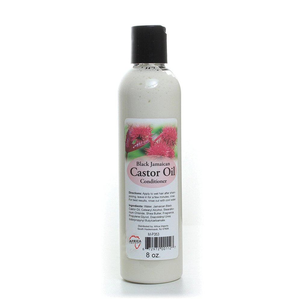 Black Jamaican Castor Oil Conditioner 8 oz..