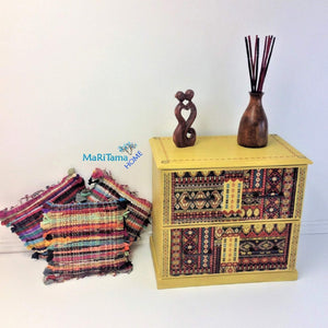 MaRiTama HOME Boho yellow dresser