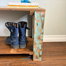 Load image into Gallery viewer, Custom made Farmhouse Bench - Custommade MaRiTama HOME