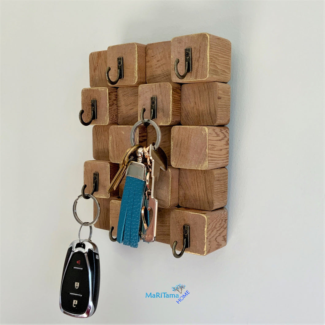 Custom made Key Blocks - Home Decor MaRiTama HOME
