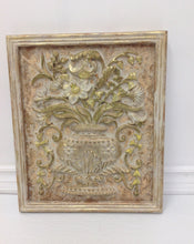 Load image into Gallery viewer, MaRiTama HOME Hand-painted flower frame
