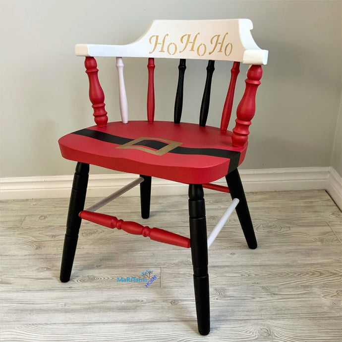Ho ho ho Santa's Chair - Furniture MaRiTama HOME