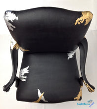 Load image into Gallery viewer, Luxurious Large Lady in Black Armchair - Furniture MaRiTama HOME