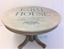 Load image into Gallery viewer, MaRiTama HOME farmhouse grey dining table