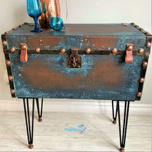 Load image into Gallery viewer, Under the Sea Chest Accent Table - Furniture MaRiTama HOME