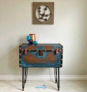 Under the Sea Chest Accent Table - Furniture MaRiTama HOME