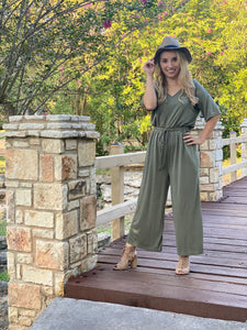 On the Go Jumpsuit