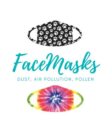 Our Face Masks are in