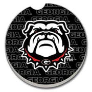 Car Coaster - Georgia Fan