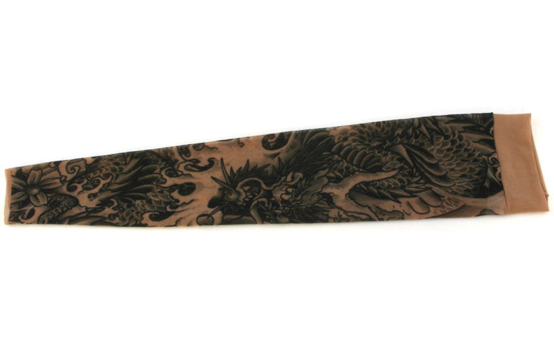 Tattoo Sleeve Dragon Medium